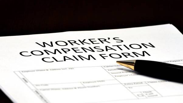 Workers' Comp Claim Forms